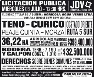 15.06.2013 LT Sàbado (136) : Provincia : 132 : 132 AVISO
