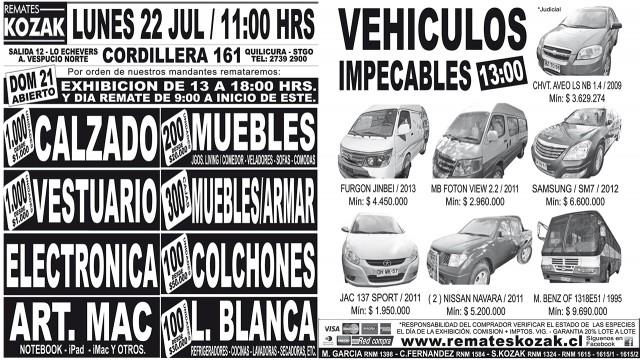 20.07.2013 LT Sabado (128) : Provincia : 125 : 125 AVISO