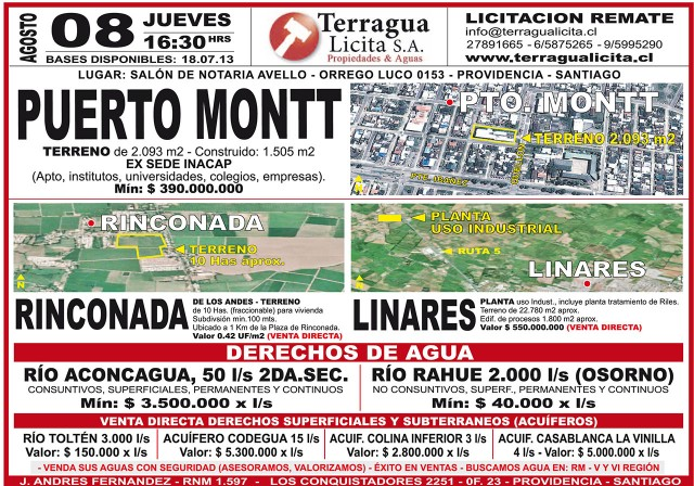 03.08.2013 LT Sábado 128 : Deportes : Provincia : 125 AVISO