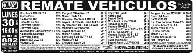 28.09.2013 LT Sabado (128) : Provincia : 125 : 125 AVISO