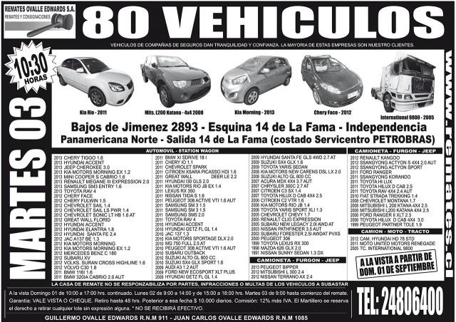 31.08.2013 LT Sábado (128) : Provincia : 125 : 125 AVISO