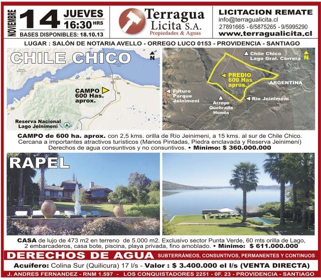 19.10.2013 LT Sábado (128) : Deportes : Provincia : 125 AVISO