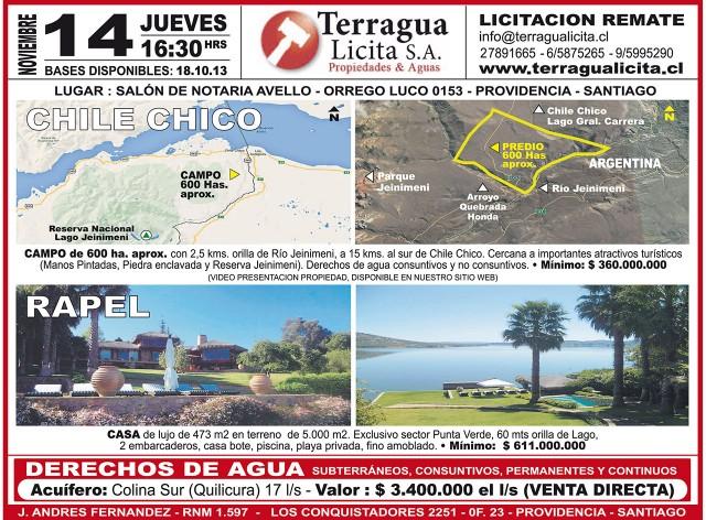 09.11.2013 LT Sabado (128) : Deportes : Provincia : 124 AVISO