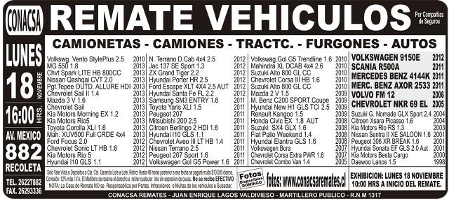 16.11.2013 LT Sábado (120) : Provincia : 116 : 116 AVISO