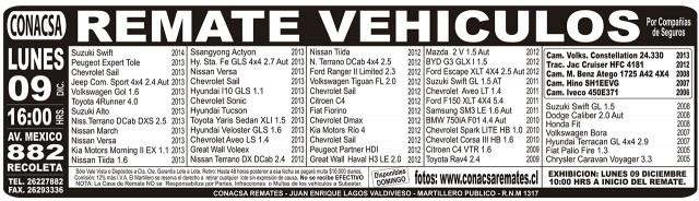 07.12.2013 LT Sábado (144) : Provincia : 141 : 141 AVISO