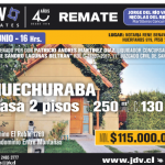 Remates de semana del 10 de Junio domingo 16 de Junio 2019