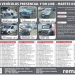 REMATES DE SEMANA DEL 02 DE DICIEMBRE AL VIERNES 06 DE DICIEMBRE 2019